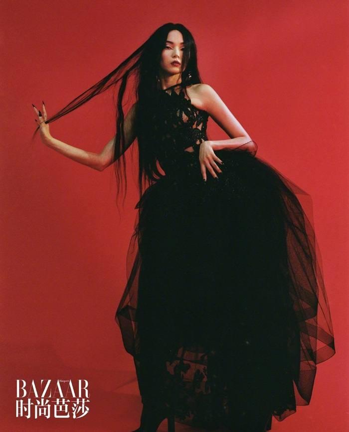 Ju Xiao wen @ Harper's Bazaar China September 2020