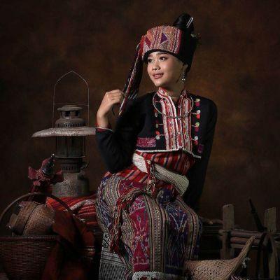 Laos 🇱🇦 | Tai meuy ethnic,  ໄຕເມີ້ຍ