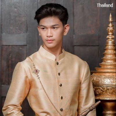 THAILAND 🇹🇭 | ชุดแต่งงานอีสาน ลานคำดีไซน์  ชุดผ้าขิดไหมคำอีสานลายมงคล