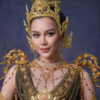THAILAND 🇹🇭   Thai Dress of Miss Grand Thailand 2020.  Pattani