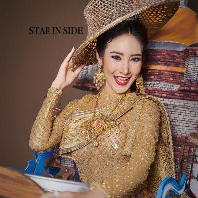 THAILAND 🇹🇭   Thai Dress of Miss Grand Thailand 2020.  Phra Nakhon Si Ayutthaya