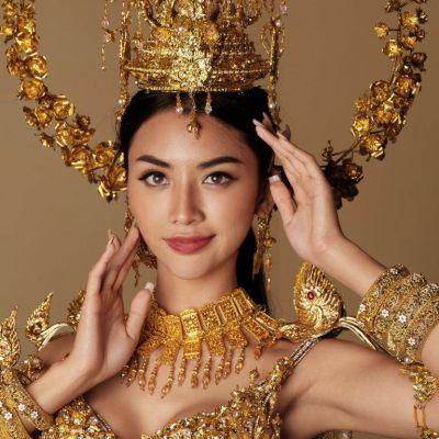 THAILAND 🇹🇭 | Thai Dress of Miss Grand Thailand 2020.  Roi-Et