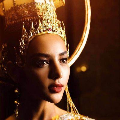 THAILAND 🇹🇭 | Thai Dress of Miss Grand Thailand 2020.  Chiang Mai
