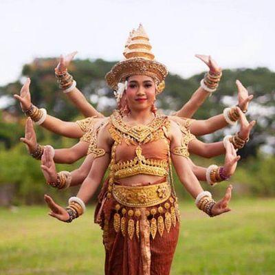 THAILAND 🇹🇭 | The Devian Goddess Sriprute thesuan