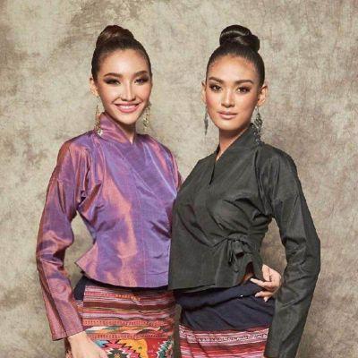 Thailand 🇹🇭 | Tai Lue ethnic -ไทลื้อ, Lanna traditional costume