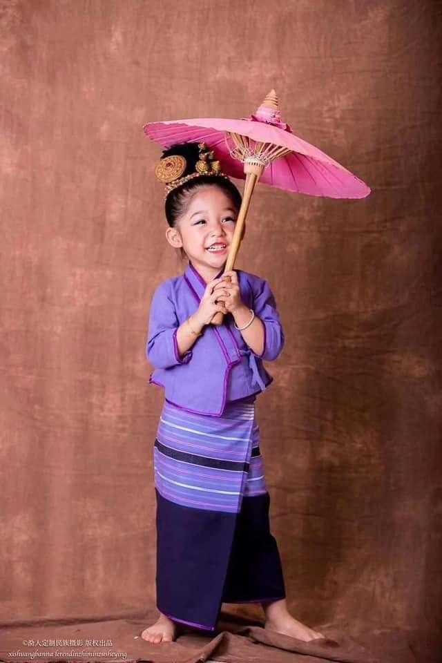 China 🇨🇳 | Tai Lue ethnic in Xishuangbanna, 傣仂