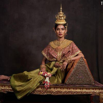 THAILAND 🇹🇭 | นางรจนา, The princess  Rojjana
