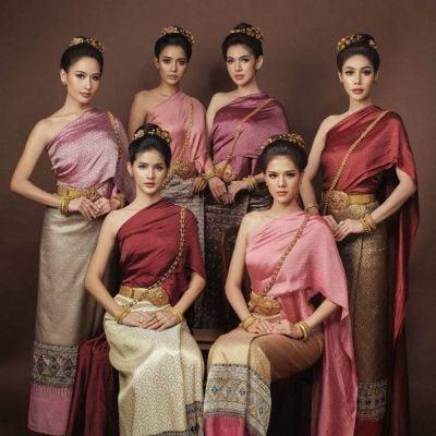 THAILAND 🇹🇭 | SAKUNJAN Lanna Bridal Collection 2020. เครื่องแต่งกายแบบล้านนา
