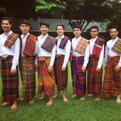 THAILAND 🇹🇭 | Isan traditional costume - การแต่งกายภาคอีสาน