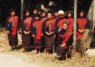 THAILAND 🇹🇭 | Phu Tai ethnic, ผู้ไทย กับผ้าไหมแพรวา