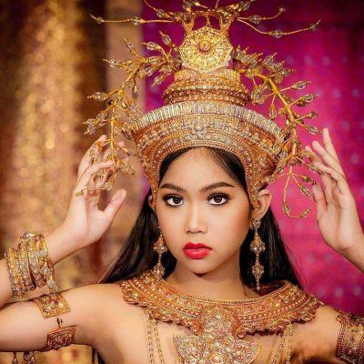 THAILAND 🇹🇭 | Thai Apsara  अप्सराः Apsorn Thai lady