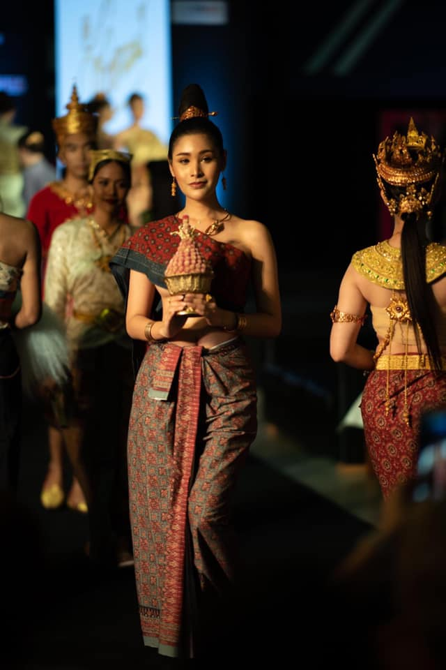 THAILAND 🇹🇭 | The Research of Ancient Outfit in Ayutthaya kingdom 👑