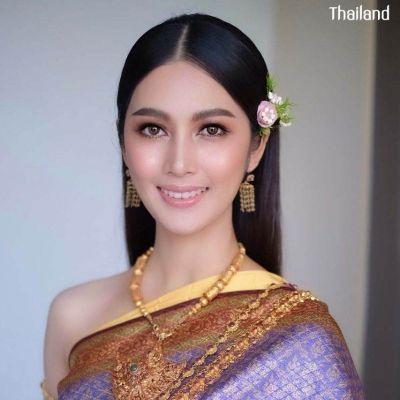 THAILAND 🇹🇭 | Thai Dress - Pha Lai Yang, ชุดไทย ผ้าลายอย่าง