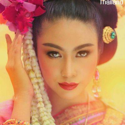 THAILAND 🇹🇭 | Thai Lanna dress in fantasy style.