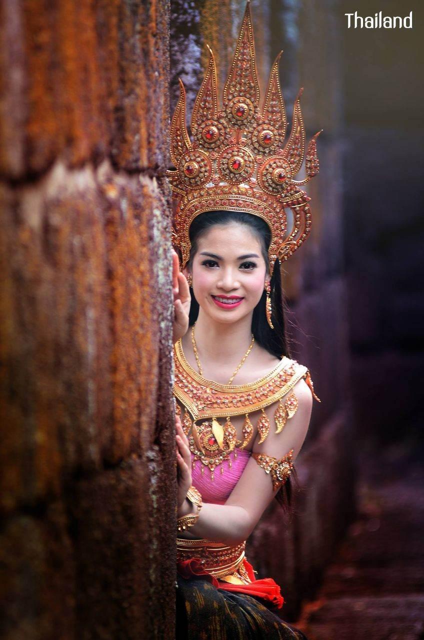 THAILAND 🇹🇭   Thai Apsara, Thai Apsorn - นางอัปสร