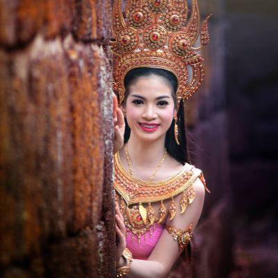 THAILAND 🇹🇭 | Thai Apsara, Thai Apsorn - นางอัปสร