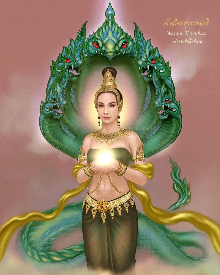 THAILAND 🇹🇭 | Naga, พญานาคราช By V.lex Digital Arts