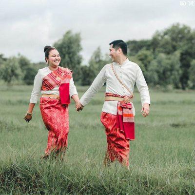 THAILAND 🇹🇭 | งานแต่งงานอีสาน(กินดอง)