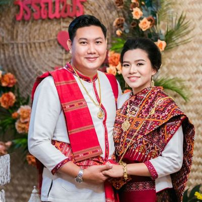 THAILAND 🇹🇭 | งานแต่งงานอีสาน(งานกินดอง) ในธีม... ชุดผู้ไทย