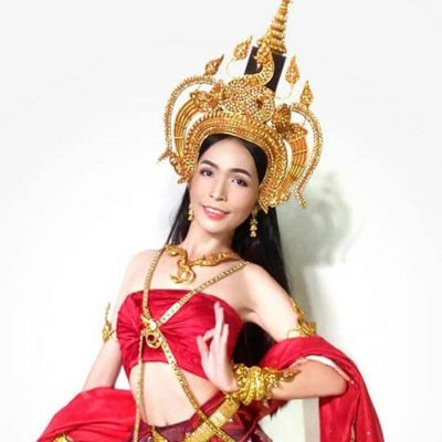 Thailand 🇹🇭 | Thai traditional costume, นาคี