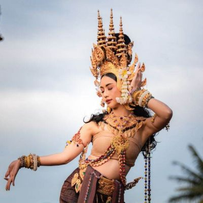 THAILAND 🇹🇭 | Thai Apsara - Thai Apsorn, นางอัปสร(อัปสรา) ณ ปราสาทศีขรภูมิ