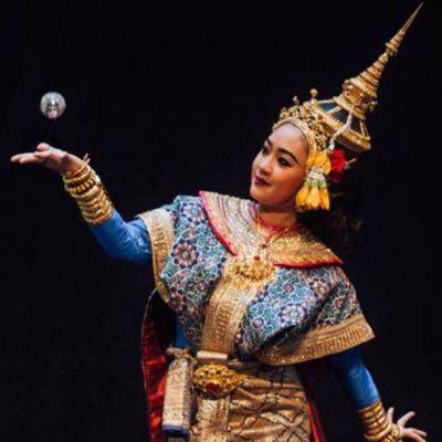 THAILAND 🇹🇭 |  เมขลา กับ รามสูร, Mekkhala–Ramasun  Thai Dance