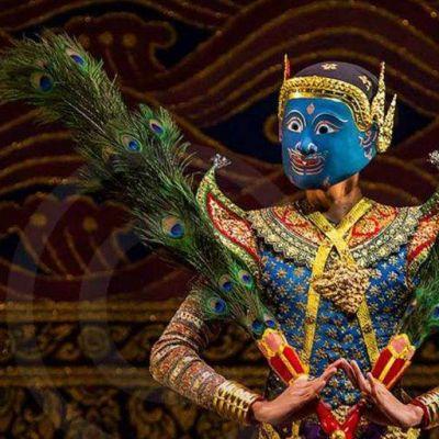 THAILAND 🇹🇭 |  รำประเลง  Rum Praleng dance