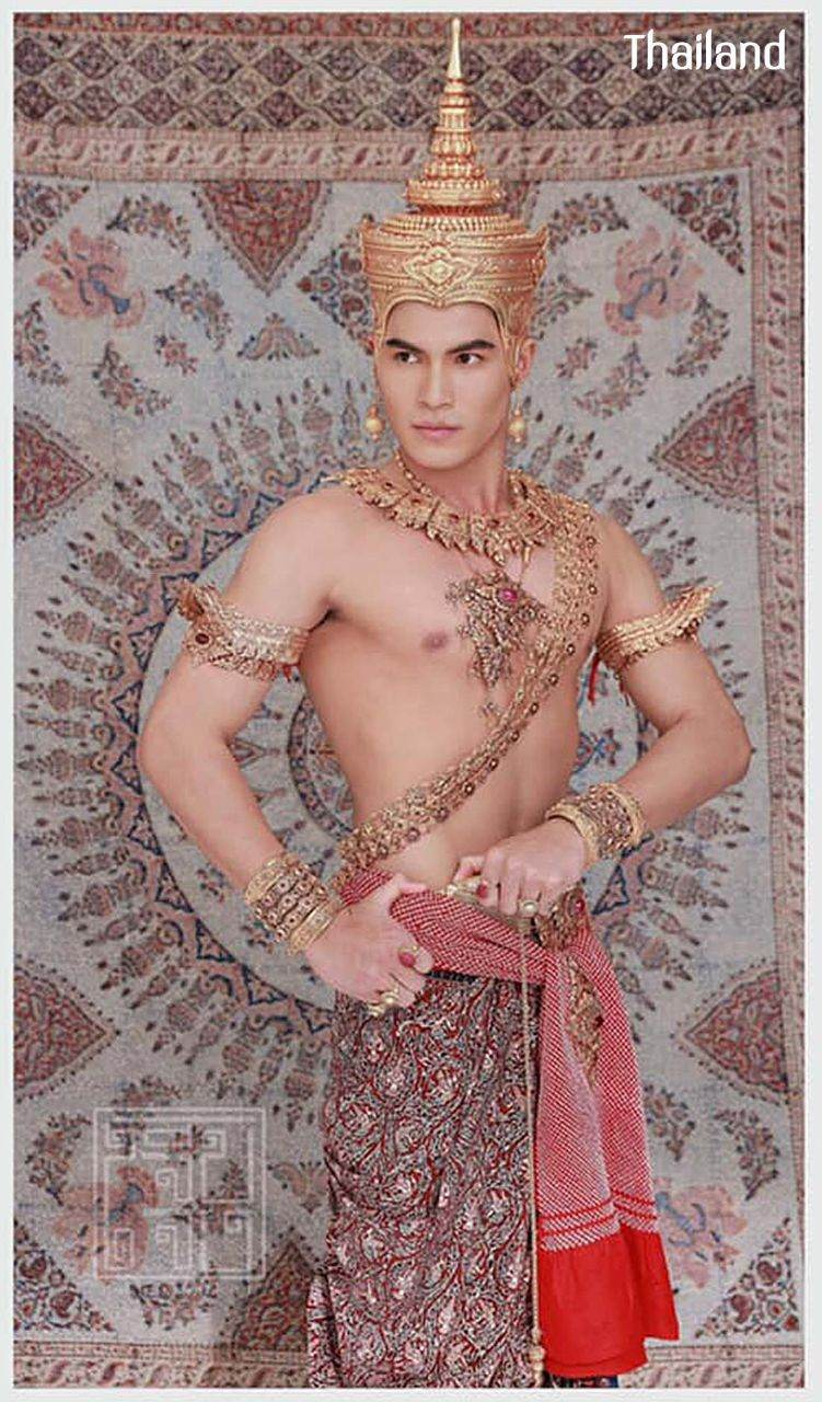 THAILAND 🇹🇭 | THAI NATIONAL COSTUME - MAN OF THE EARTH WORLD MALE PAGEANT