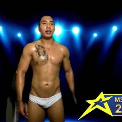 Mister Star Online 2021 เวทีลุกเป็นไฟ กับชุดว่ายน้ำ สุดแซ่บ เผ็ช ร้อนฉ่า 🔥🔥🔥
