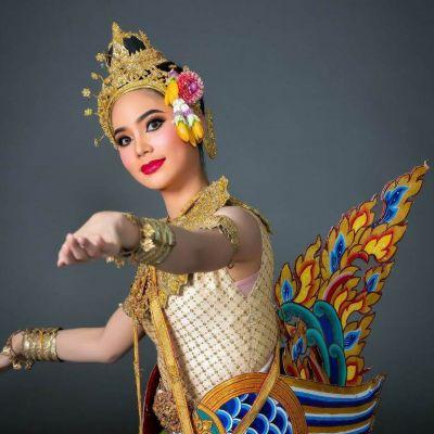THAILAND 🇹🇭 | Thai dance: ชมโฉมนางจันทกินรี