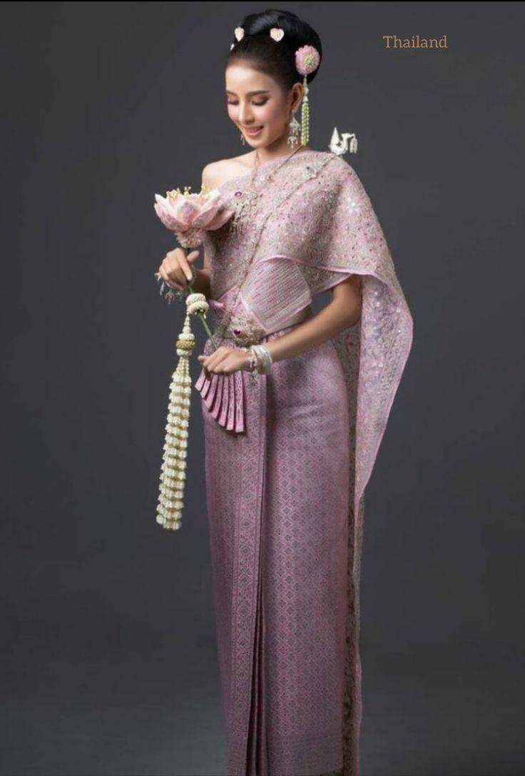 Sbai Thai dress: Thailand 🇹🇭
