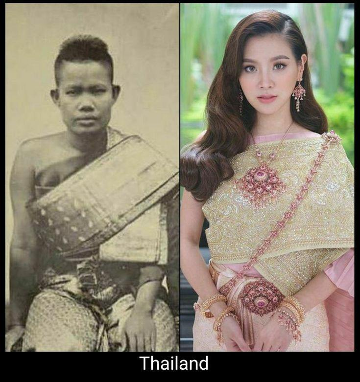 Sbai Thai dress: Thailand 🇹🇭
