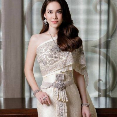 Sbai Thai dress: Thailand 🇹🇭 ชุดไทยใครใส่ก็สวย
