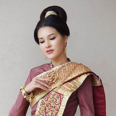 ชุดไทยศิวาลัย | Thai Siwalai Dress, Thai National Costume