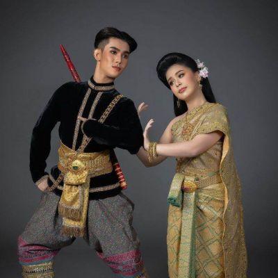THAILAND 🇹🇭 | Thai dance: ขุนแผนฟันม่าน