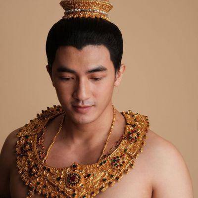 THAILAND 🇹🇭 | The royal costume of the Ayutthaya kingdom, การแต่งกายสมัยอยุธยา