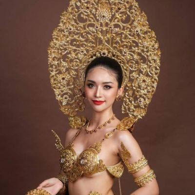 THAILAND 🇹🇭 | The fantasy costume of the Lanna culture