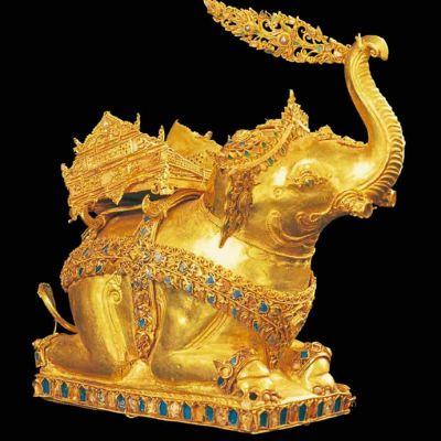 THAILAND 🇹🇭 | The Gold of Wat Ratchaburana, Ayutthaya Kingdom  เครื่องทองอยุธยา มรดกของโลก มรดกของแผ่นดิน