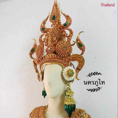 THAI APSARA CROWN | Thailand 🇹🇭 | ศิราภรณ์นางอัปสร