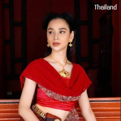 THAILAND 🇹🇭 | Thai antique costume of Ayutthaya kingdom. ✨