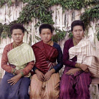 THAILAND 🇹🇭 | I-san antique photograph  ภาพถ่ายโบราณภาคอีสาน