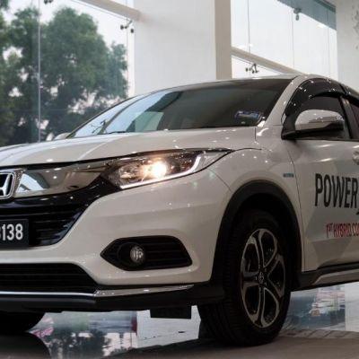 2021 Honda HR-V Review