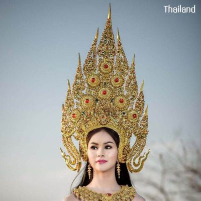 Thai Apsara - Thai Apsorn, ថៃអប្សរា | THAILAND 🇹🇭