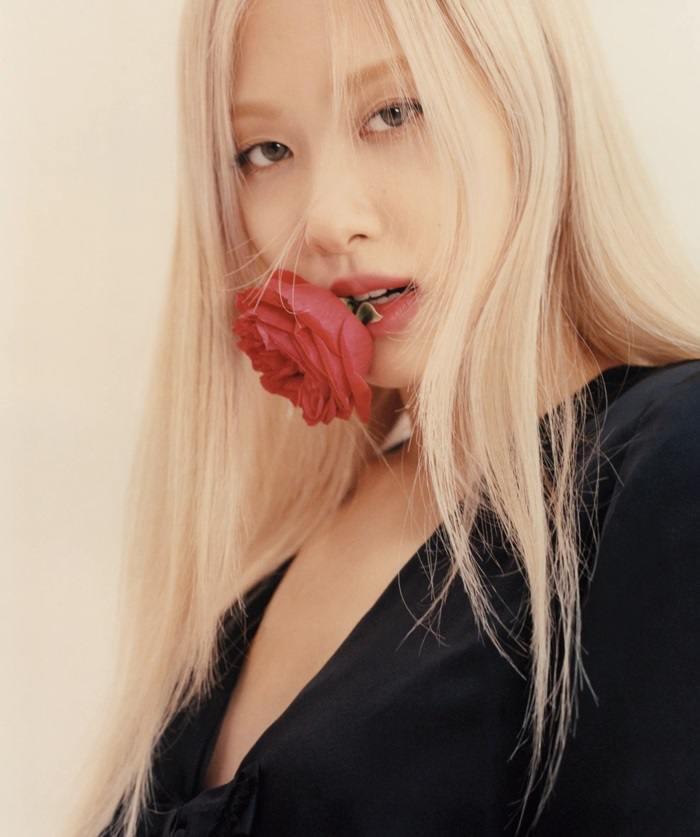 Rosé @ Vogue Australia April 2021