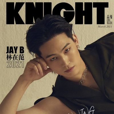 JB @ KNIGHT China March 2021