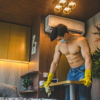 บริการทำความสะอาดบ้านที่สิงคโปร์