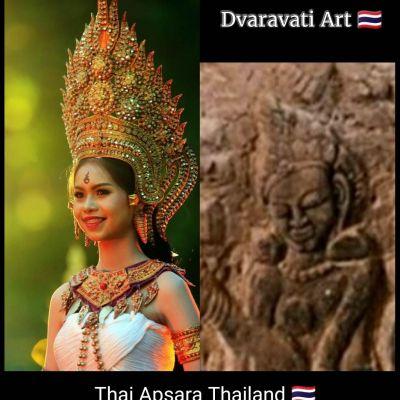 Thailand 🇹🇭 :Thai Apsara นางอัปสรา นางอัปสร