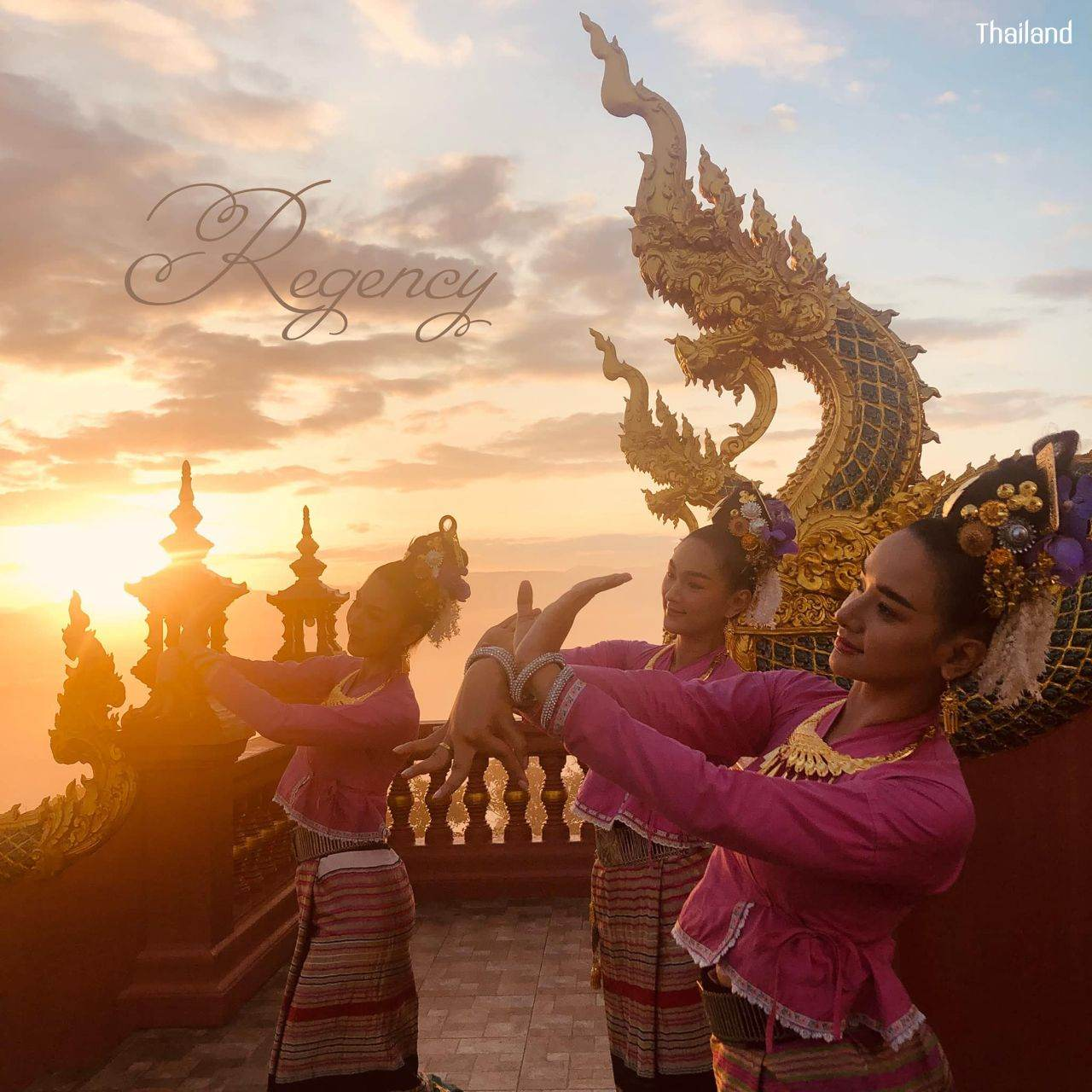 The culture of 4 regions | THAILAND 🇹🇭