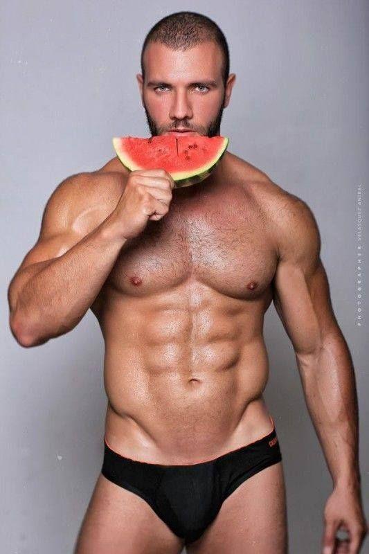 ดีต่อใจ#1820อยากกินเราหรือผลไม้