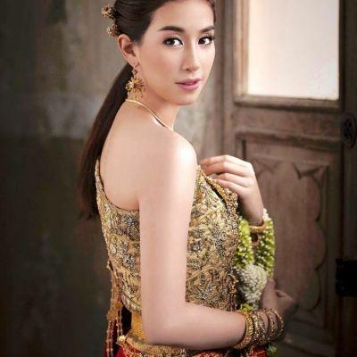 Sbai Wedding dress:Thailand 🇹🇭 ชุดประจำชาติไทยสวยๆ